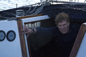 All Is Lost Image 1 Robert Redford stars in J.C. Chandor's ALL IS LOST Photo Credit: Daniel Daza