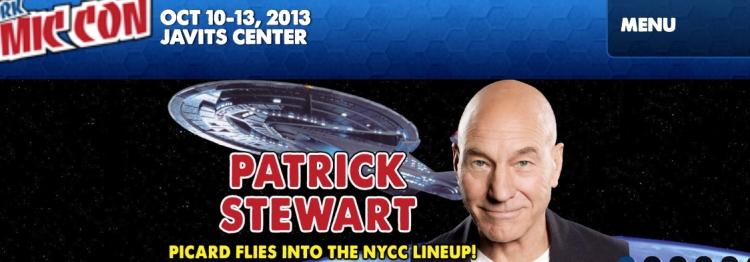 Comic Con NY 2013